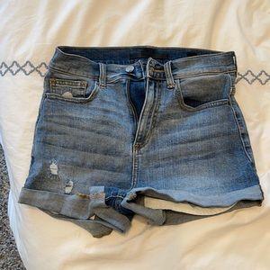 SP Black Label High Rise Shorts
